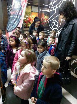 Екскурзия до Природонаучен музей в София - ДГ Слънце - Радомир