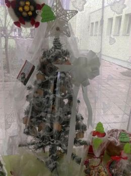 Коледна изложба - ДГ Слънце - Радомир