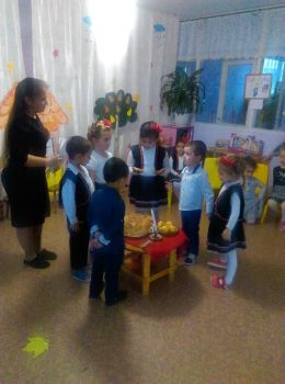 """,,Ден на християнското семейство"""" - ДГ Слънце - Радомир"""